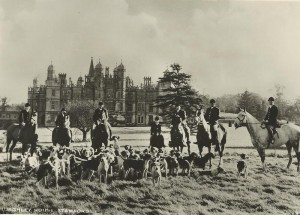 The Burghley Hounds
