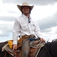 Cowboy Nathan Brown