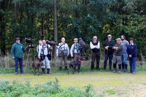 Hunting with Eagles, A Meet at Revesby.